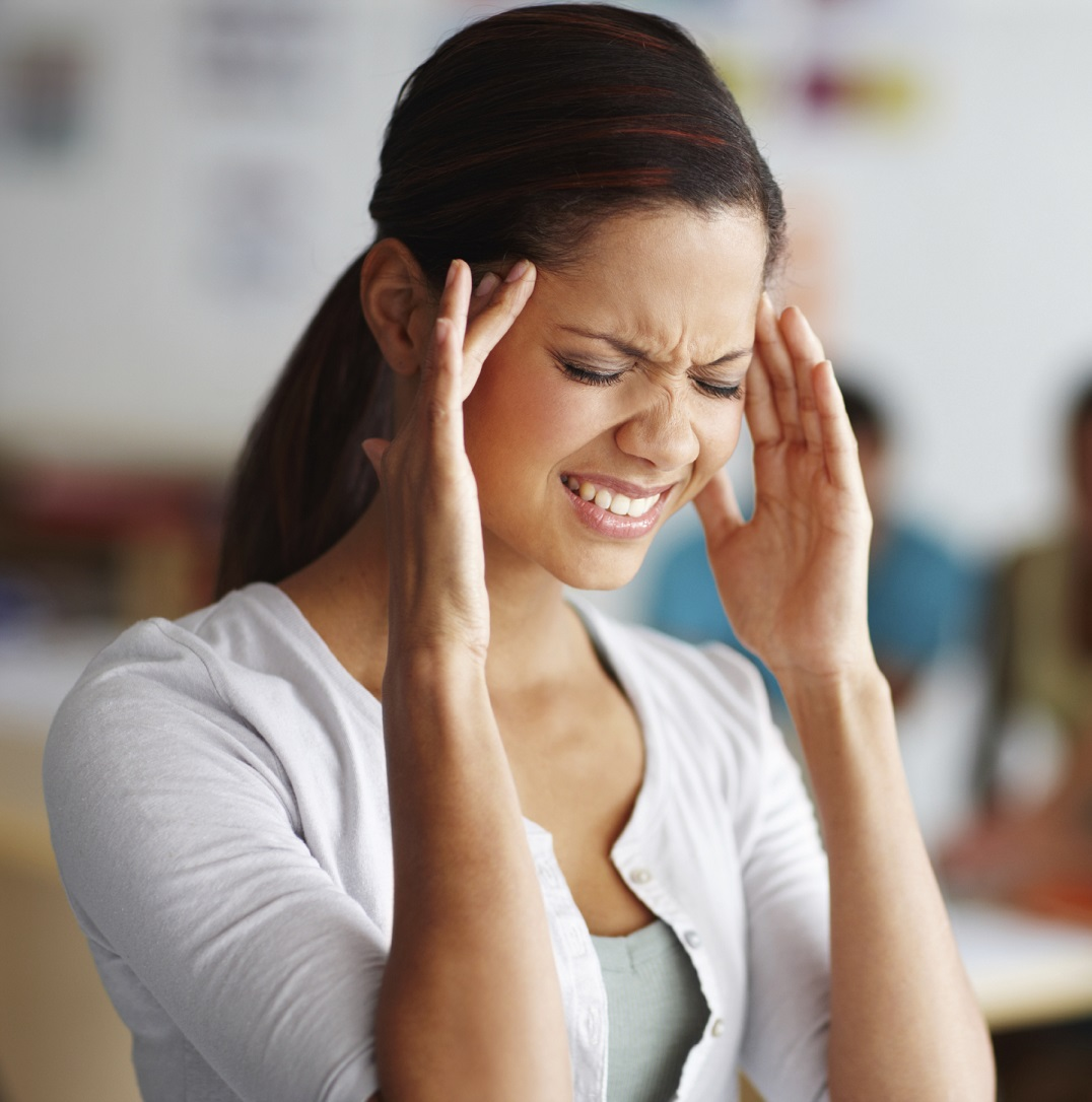 Pain, nausea and visual changes are typical of classic form migraines.