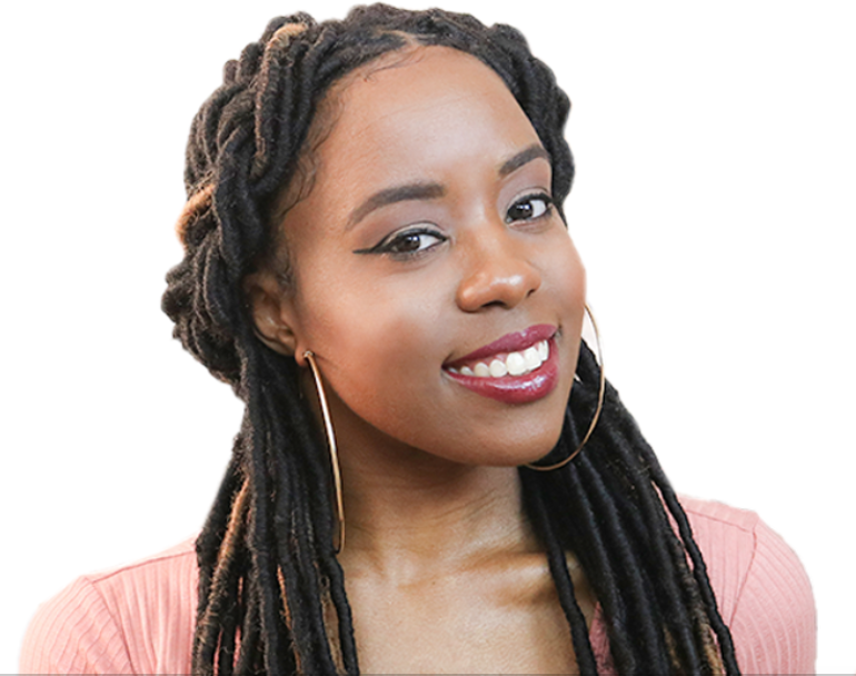 25 Quick And Easy Faux Locs And Box Braids Hairstyles Bella Mecia