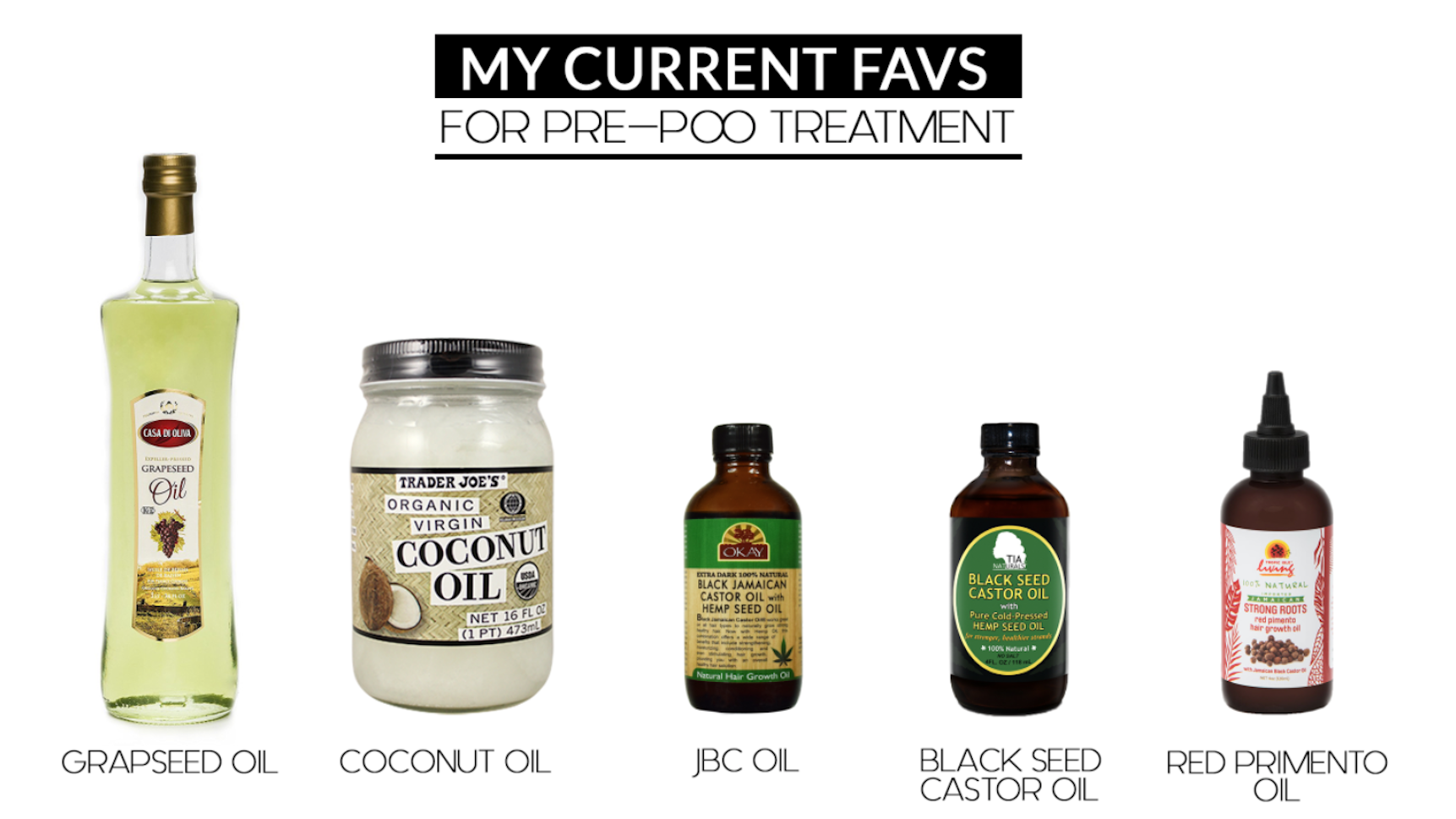 Pre Poo Hair Growth Treatment For Natural Transitioning